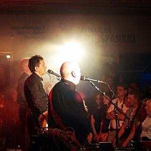 Kovan päivän ilta, Parikkala, 2011